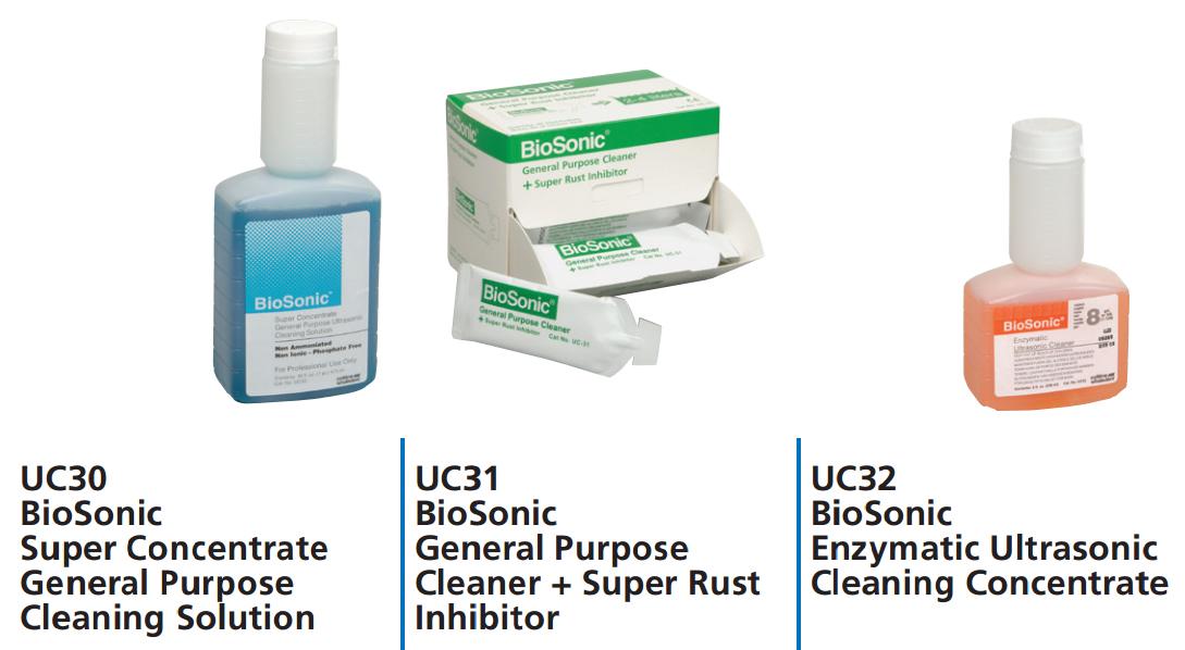 how to clean biosonic uc300