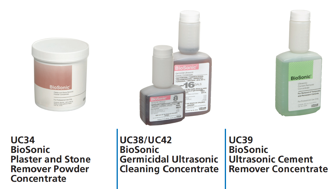 Biosonic Germicidal Ultrasonic Cleaner Concentrate 8oz