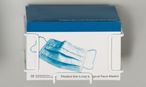 Cone Face Mask Box Holder