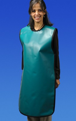 Cling Shield Panoramic Apron Coat Approx 23 Quot X 37 1 2