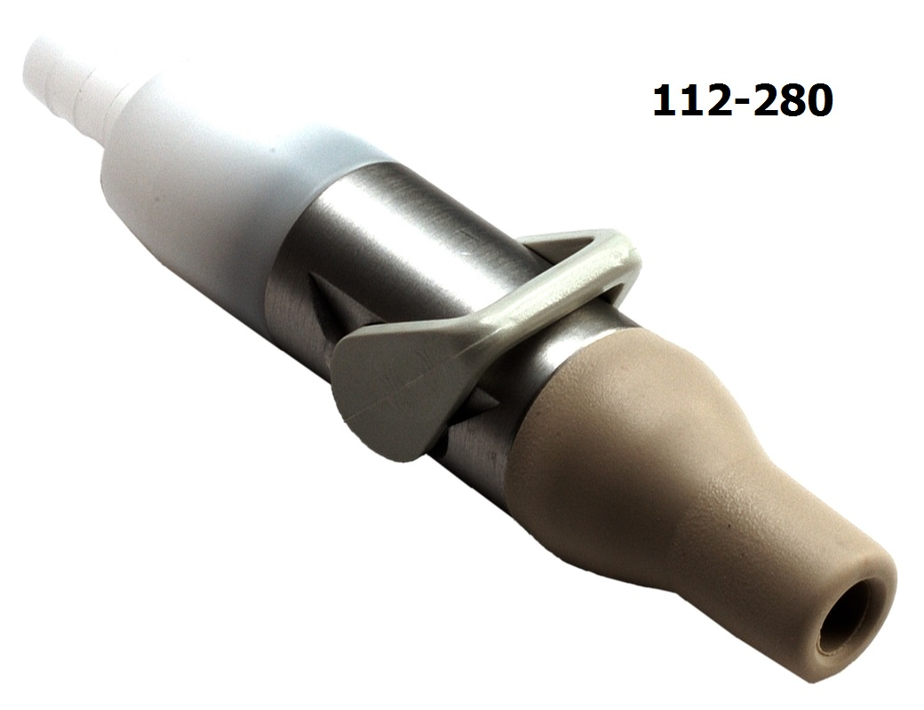 Protective Film Solutions >> Saliva Ejector Adapter